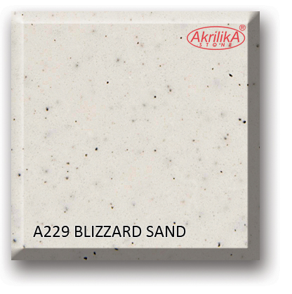 A229 Blizzard sand, фото